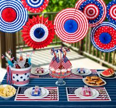 Dinner4Two's 4th of July celebration idea.