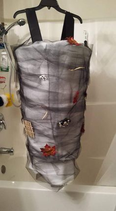 Udderly Crafty: Tornado Costume from The Wizard of Oz