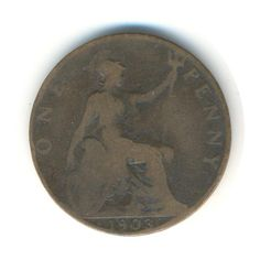 Items similar to Edward VII One Penny 1907 Coin (Code: on Etsy Uk Shop, Coins, Unique Jewelry, Etsy, Vintage, Rooms, Costume Jewelry, Vintage Comics