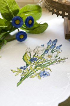 Blumenbukett ... Design : Gerlinde Gebert