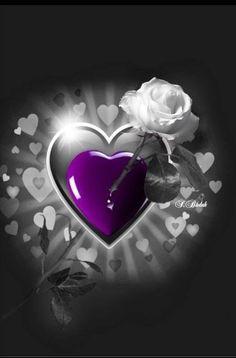 🌻💛🌼✨🌹🧡 Splash of Colour 💙🌻✨🌸💚🌹 Love Heart Images, Love You Images, Heart Pictures, I Love Heart, Pretty Pictures, Heart Wallpaper, Butterfly Wallpaper, Love Wallpaper, Wallpaper Backgrounds