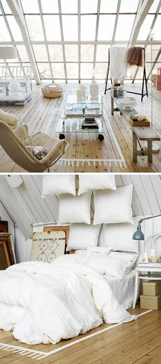 Love the airy feel!