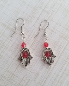 Hey, I found this really awesome Etsy listing at https://www.etsy.com/listing/485283904/hamsa-earrings-yoga-earrings-zen