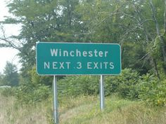Winchester, Virginia - Great Place to stop and visit when you are travelling!