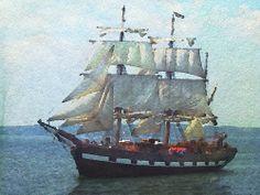 Ships at Sea Series