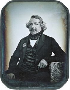 Louis-Jacques-Mandé Daguerre (18 November 1787 – 10 July 1851) was a French artist and physicist, recognized for his invention of the daguerreotype process of photography. He became known as one of the fathers of photography.
