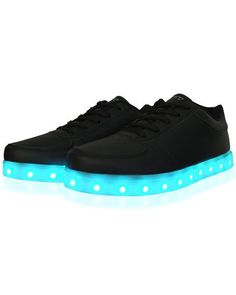 34316944e3 10 LED Shoes That Light Up At The Bottom And Change Colors Like Crazy