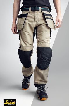 Super-light work trousers, keeping you cool, dry and ventilated when working hard or in warmer climates. Featuring advanced high-functionality design with 37.5™ technology and superior knee protection for outstanding comfort and protection at work.