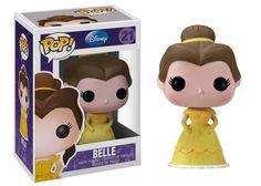 Belle - Beauty & The Beast - Funko Disney POP! Vinyl Figure - New in the box