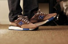 """JCREW X NEW BALANCE MADE IN USA 998 """"PEBBLE BLUE"""" : DISPONIBLE"""