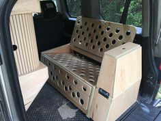 Bed/Bench & Storage Boxes (Three add-ons available)