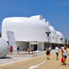 """Laurent ANTOINE """"LeMog"""" - World Expo Consultant: Les Pavillons à Expo 2015 Milano : la COREE"""