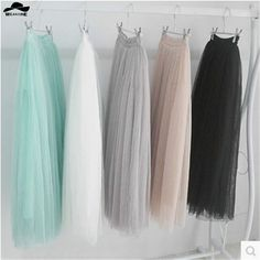 Women's Princess Ballet Tulle Tutu Skirt