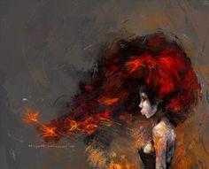 art #redheads