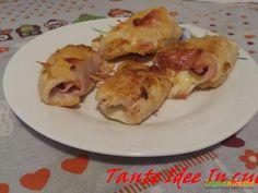 INVOLTINI DI POLLO  #ricette #food #recipes