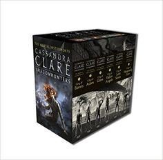 The Mortal Instruments 1-6 Slipcase: Amazon.es: Cassandra Clare: Libros en…