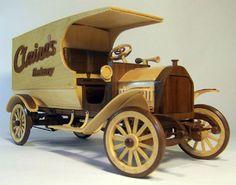 1912 Hewitt-Ludlow 3/4 Ton Trucks