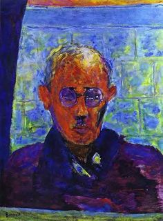 Bonnard, Pierre (1867-1947) - 1939c. Self Portrait by RasMarley, via Flickr