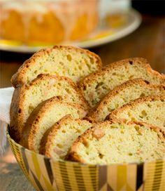 Pão de abobrinha Ingredientes