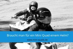 ▶ Braucht man für ein Mini Quad einem Helm? - http://www.mini-quads.de/braucht-man-fuer-mini-quad-einem-helm/ - #miniquad #miniquads #kinderquad