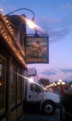 PENSACOLA—McGuire's in Pensacola, FL