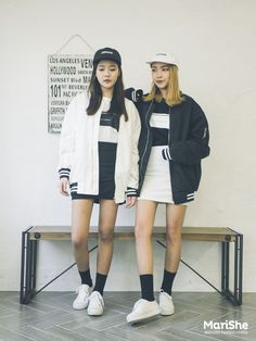 cool Korean Twin Look Fashion by http://www.globalfashionista.xyz/korean-fashion-styles/korean-twin-look-fashion/