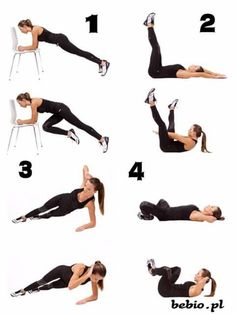 ! Fit Board Workouts, Gym Workouts, At Home Workouts, Fitness Diet, Fitness Goals, Health Fitness, Yoga For Balance, Lower Belly Fat, Flat Belly