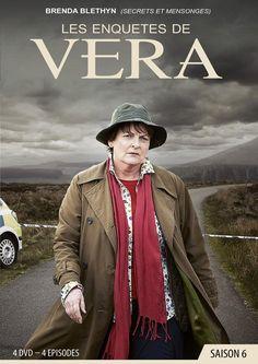 Les Enquêtes de Vera - Saison 6 (2016) - DVD Vera NEUF SERIE TV