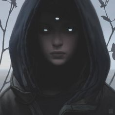 "Post-Apocalyptic Illustrations by Yuri Shwedoff Russian artist Yuri Shwedoff has created an intensely atmospheric vision of the ""end of days,"" one that blends fantasy imagery with science fiction. Character Portraits, Character Art, Yuri Shwedoff, Dark Fantasy, Fantasy Art, Vision Art, World Of Darkness, Arte Horror, Shadowrun"