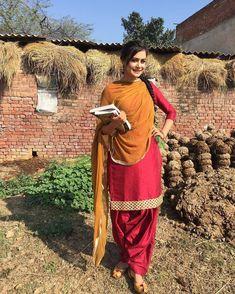 Cute Woman and Hot Girls Indian Salwar Suit, Punjabi Salwar Suits, Designer Punjabi Suits, Punjabi Dress, Patiala Suit, Indian Suits, Indian Designer Wear, Indian Wear, Salwar Kameez