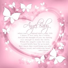 Angel Baby Miscarriage Pregnancy loss   Not a day goes by i dont think about my…