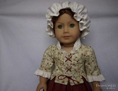 Gallery | American Girl Crochet, All American Girl, Doll Costume, Two Piece Outfit, Girl Dolls, Printed Cotton, Doll Clothes, Girl Outfits, Floral Prints