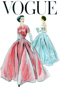 Rare Collectors Edition Vogue 9034 Vintage by FindCraftyPatterns, $240.00