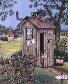 Kay Lamb Shannon The Outhouse