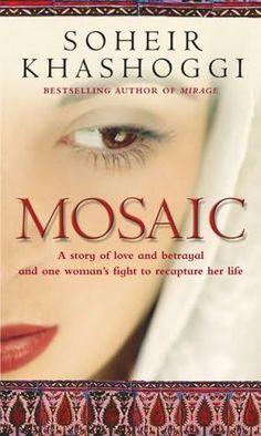 Mosaic (2003) by Soheir Khashoggi
