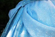 All sizes   Costume Detail: Cinderella, via Flickr.