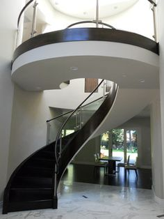 Stairs - modern - staircase - houston - Indital USA
