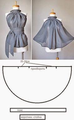 MENTŐÖTLET - kreáció, újrahasznosítás: Egyszerű szabásmintájú ruhák