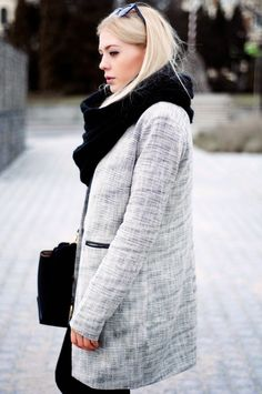 Rozalia Fashion: Long Blazer