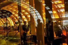 Harry Gruyaert - FRANCE. Roissy - Charles de Gaulle airport. 2016