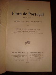 A FLORA DE PORTUGAL. | VITALIVROS Alfarrabista