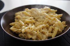 trossets de cuina: Macarrons a les fines herbes i més..