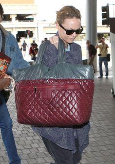 Vanessa-Paradis-Chanel-Coco-Cocoon-Weekender-Bag