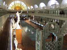 Musée de la Piscine. Roubaix - Pas-de-Calais