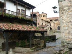 Santillana del Mar. Cantabria, Spain