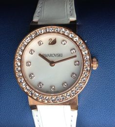 Beautiful, I love it!!!  #swarovskiwatches