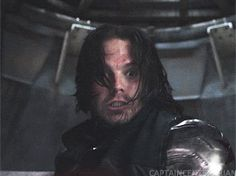 Bucky protecting himself with the shield is probably my favorite thing ever. Because the shield represents Steve. It's such a reverse from how they were in 1944 and bless Marvel.