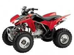 Polaris 250cc ATV