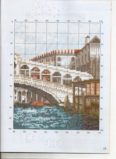 Gallery.ru / Фото #3 - Мост Риальто в Венеции - DELERJE