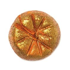Sparkly Pumpkin Bubble Bar - perfect for long, lingering soaks